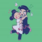 Pucca y Garu. Hanako-kun